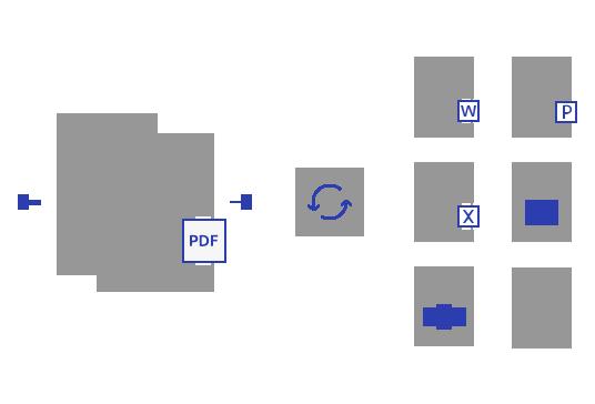 convert pdfs
