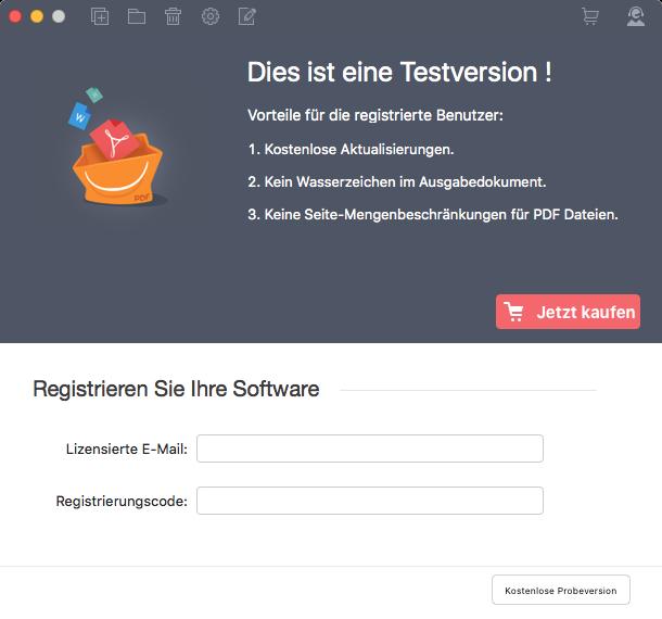 pdf zu word für mac registrieren