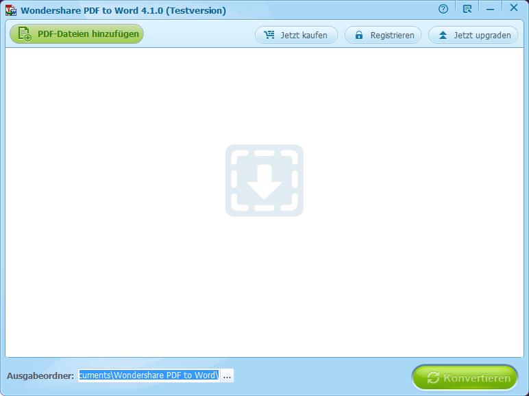 pdf zu word registrieren für windows