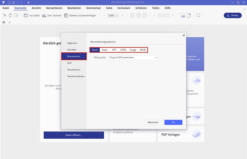 Wie man PDF zu Diashow konvertiert