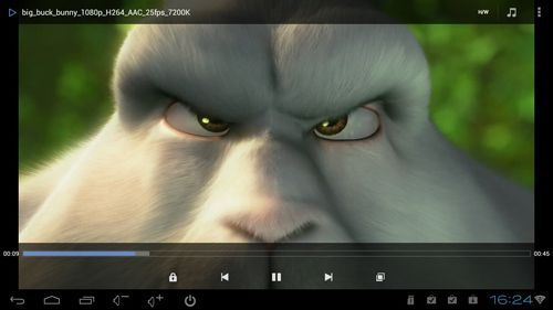 MXPlayer für Android