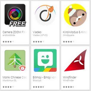 Apps runterladen