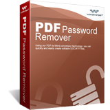 Wondershare PDF Password Remover (Deutsch)