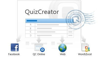 QuizCreator key feature