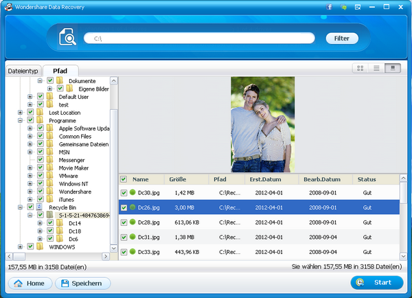 EaseUS data recovery Wizard Alternative
