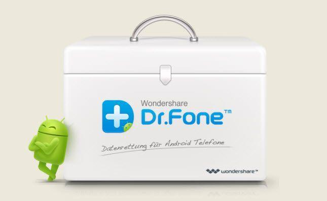 Dr.Fone für Android