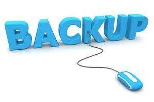 Backup wiederherstellen