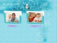 Free Baby Themed DVD Menu Background Templates