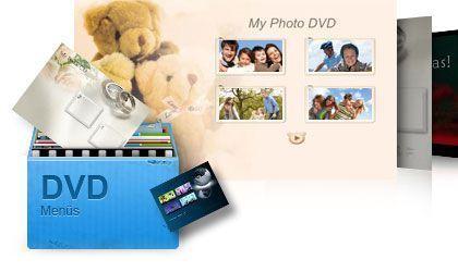 DVD Slideshow Builder HD-Foto key feature