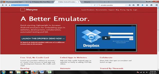 emulator paradise