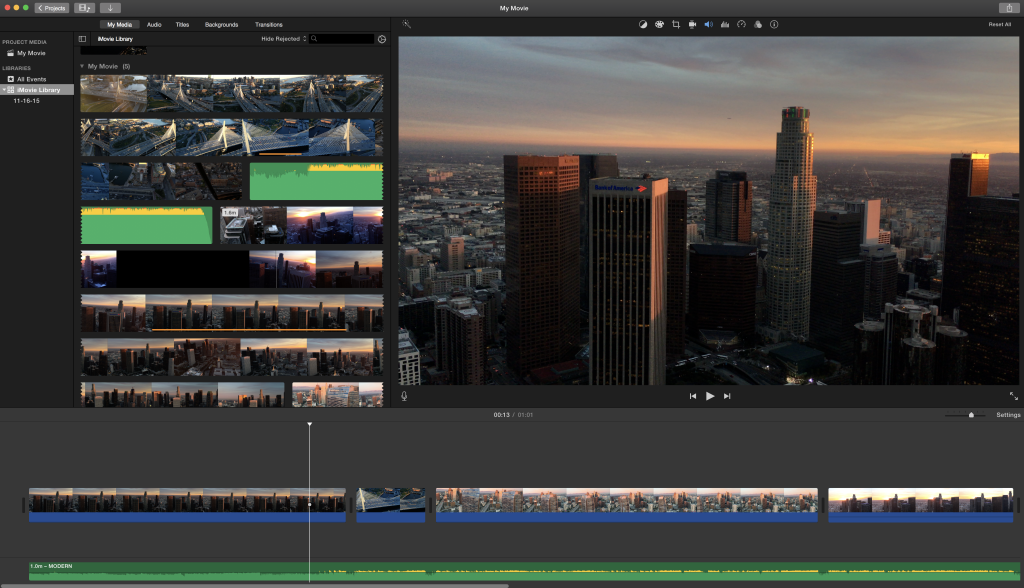 applie imovie 4k