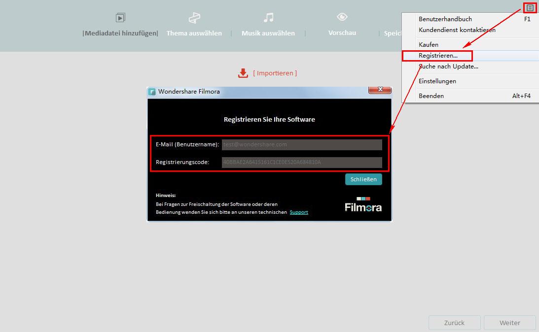 register easy