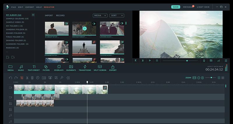 Top 10 kostenlose Videobearbeitungsprogramme für Mac 2018