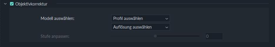 Filmora Windows Abspielgeschwindigkeit anpassen
