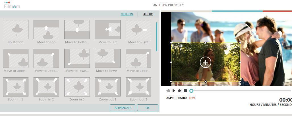 make multi screen video