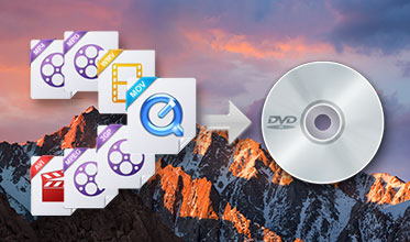 Wie man Videos auf macOS Sierra DVD brennt