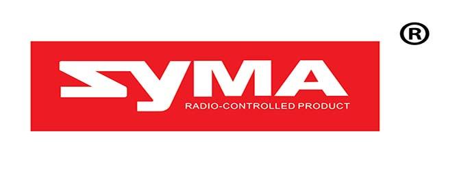 syma toy drone logo