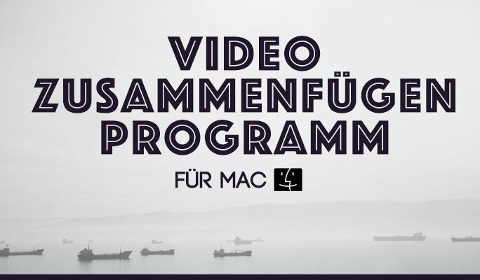 Schritt für Schritt: Wie Sie mehrere Videos mit Musik zusammenfügen?