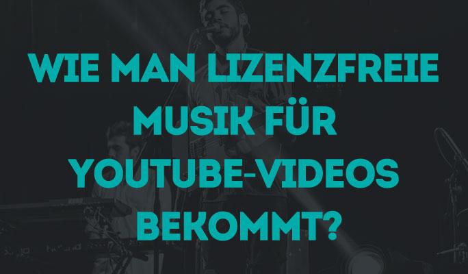 Wie man Lizenzfreie Musik für YouTube-Videos bekommt