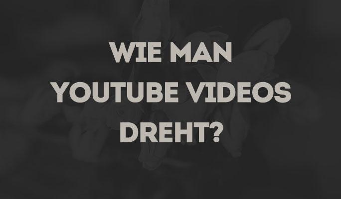 Wie werden YouTube Videos (um)gedreht
