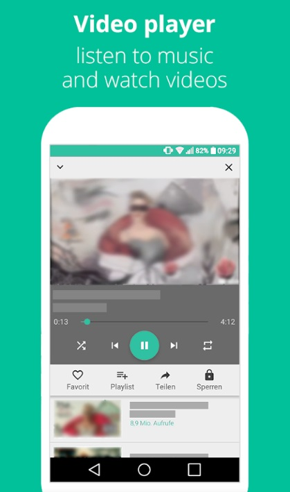 iPlay Music Tube Streamer