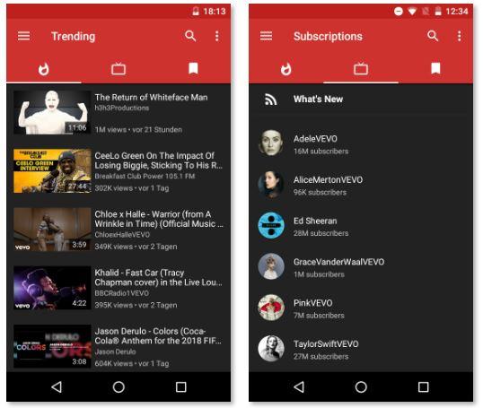 Beste Video-Download-Apps für Android Handys und Tablets