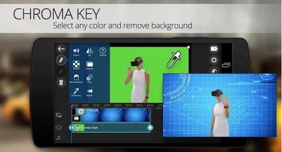PowerDirector Video Editor für Android