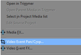 Event Pan/Crop Button