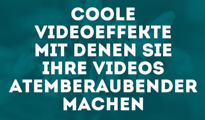 Video-Effekte