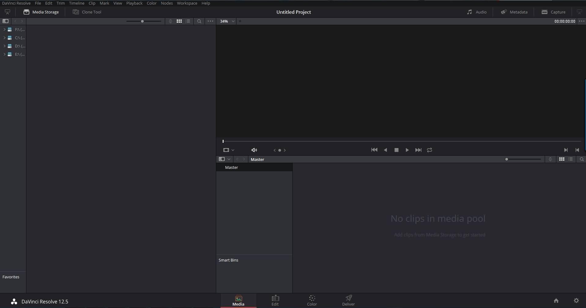 editor friendly interface