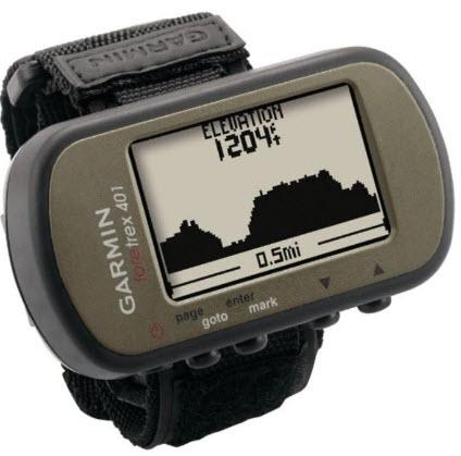 portabler hoch-sensibler GPS empfänger