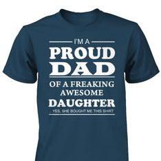 t-shirt mit stolzen vatersprüchen