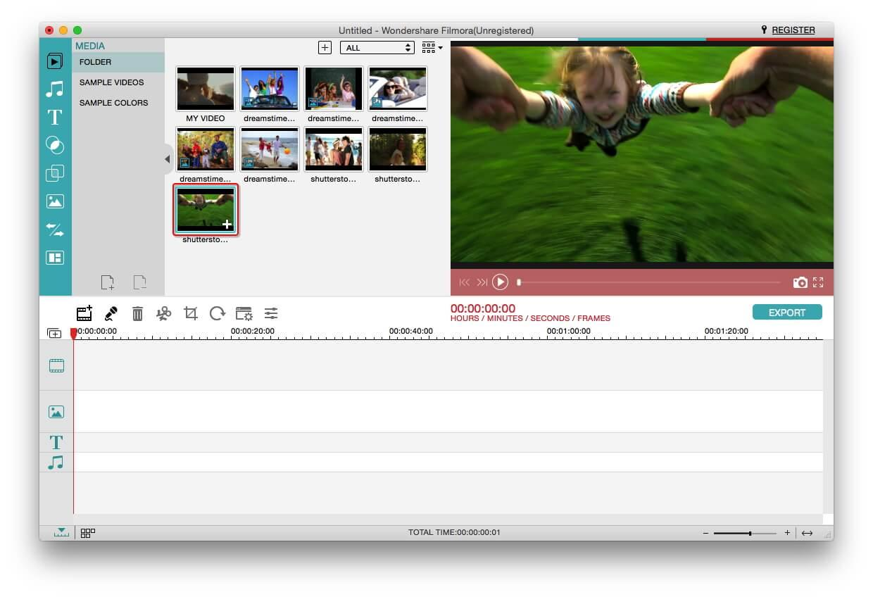 Warum Filmora - iMovie Alternative