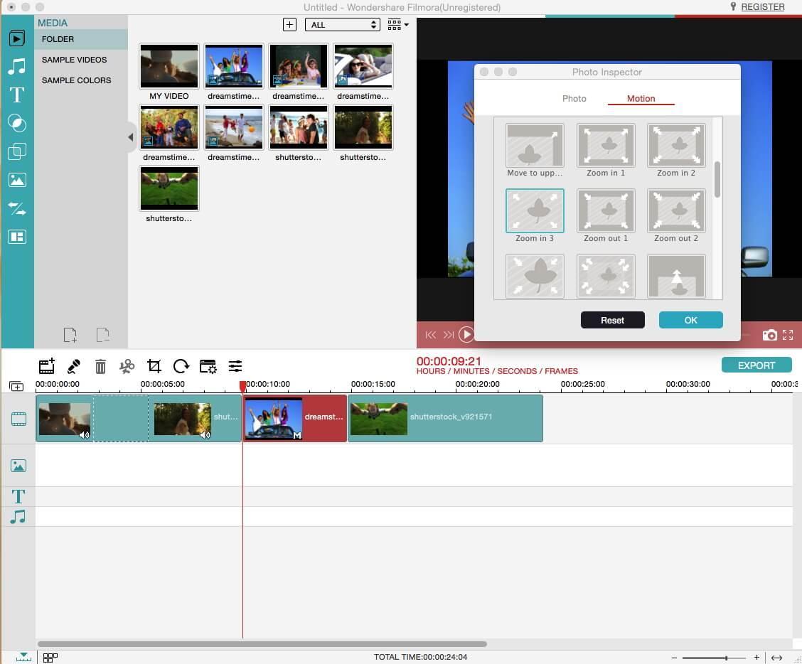 Die richtige iMovie Alternative wählen