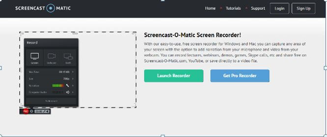 Screen O Matic
