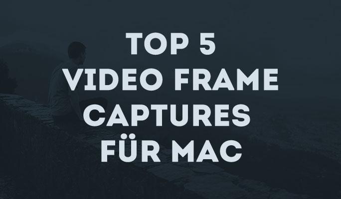 Top 5 Video Frame Captures für Mac