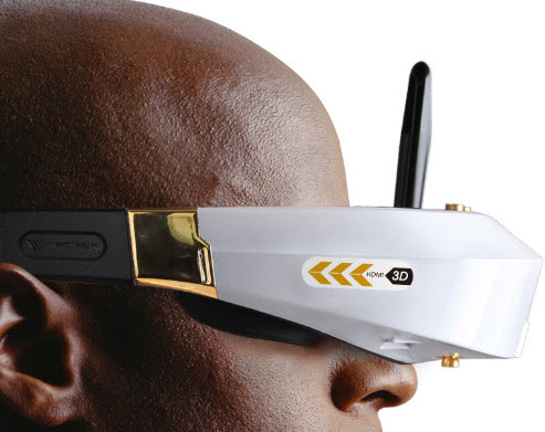 walkera fpv goggle 3