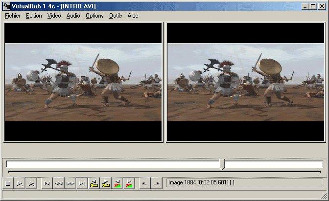 VirtualDub kostenloses Video erstellen Programm