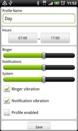 manage notifications app android