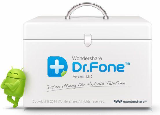 Wondershare Dr. Fone für Android