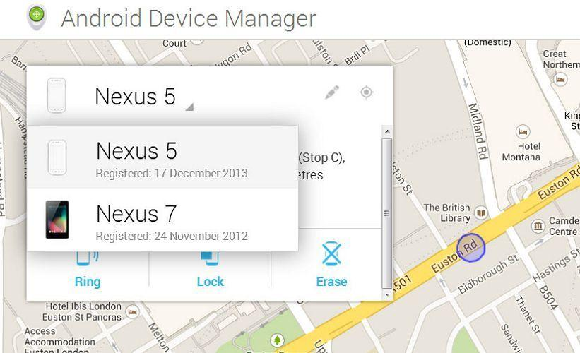 manage android devices