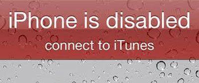 Wie man ein deaktiviertes iPhone repariert