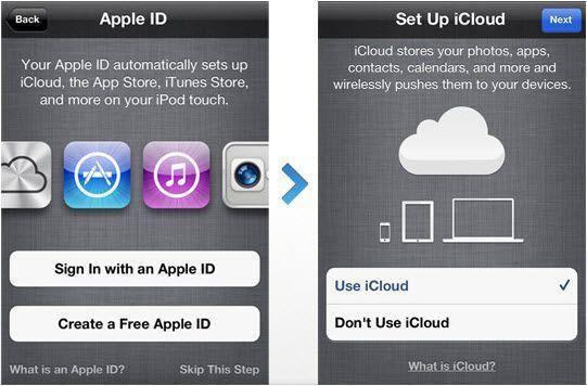 iPhone mit iPad verbinden