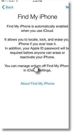 Teil 1. Aktivieren Sie Ihr neues iPhone7/iPhone7S