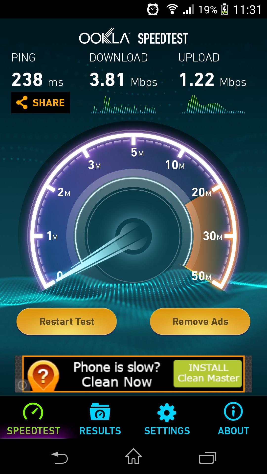 Wie kann ich den Speed meines iPad testen