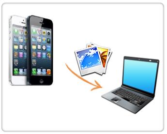 bilder von iphone auf pc