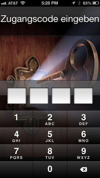 iPhone Fotos sperren