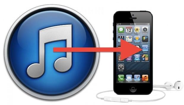 musik vom pc auf iphone