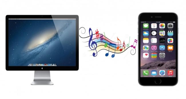 musik von iphone auf pc