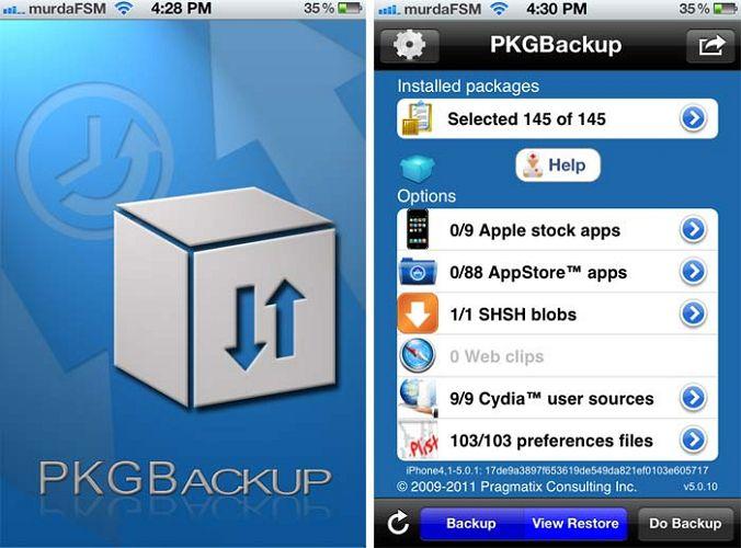 PKGBackup